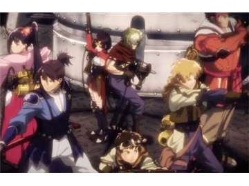 """Best anime 2016"" chính thức trở lại với movie Kabaneri of the Iron Fortress: Unato Decisive Battle"